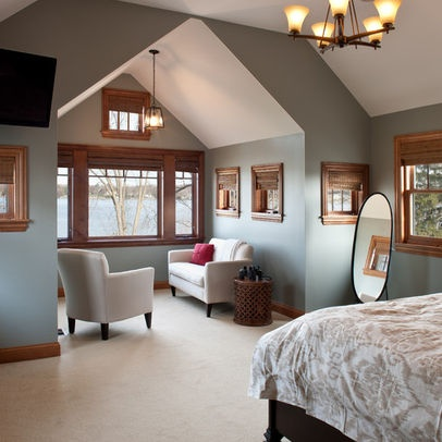 stained wood trim design ideas pictures remodel and on best laundry room paint color ideas with wood trim id=28065