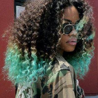 Natural Hair | Afro Hair | Curly Hair | Cabelo Crespo | Cabelo Cacheado | Crespo Colorido | Cadê meu Chapéu? | http://www.cademeuchapeu.com