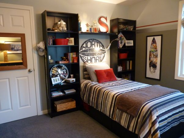 25+ Best Ideas About Cool Boys Bedrooms On Pinterest