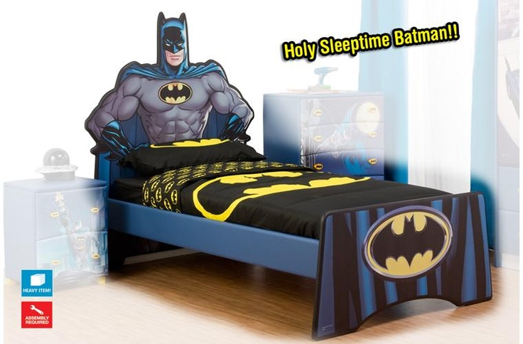 Batman Bed Cute For A Boys Bedroom Nursery Ideas