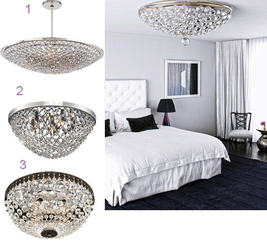 Mini Crystal Chandeliers For Bedrooms: 15 Must See Bedroom Chandeliers Pins Master. Splendid Mini Crystal ...,Lighting