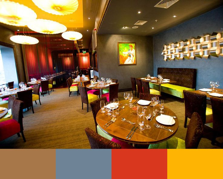 top 30 restaurant interior design color schemes on best interior color schemes id=97801