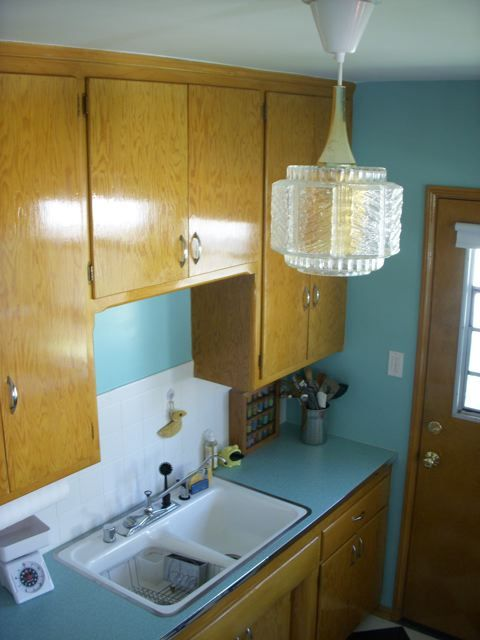 Kitchen Renovation Rental Property