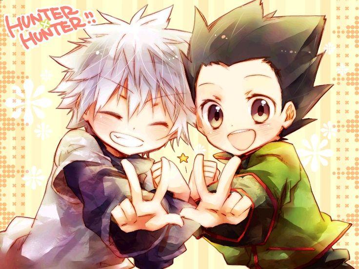 Itadori | rika | todoroki | killua | gon | mitsuha | taki |. I just love Killua and Gon >w