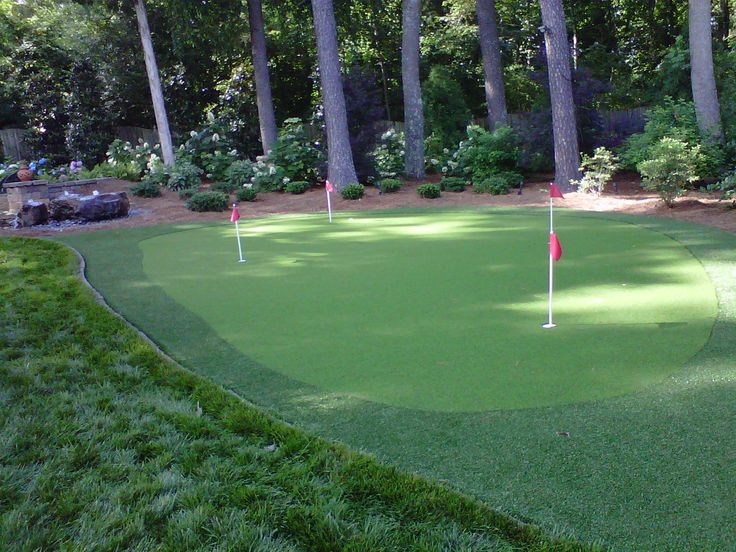 1000+ images about Putting Greens on Pinterest ... on Putting Green Ideas For Backyard id=54589