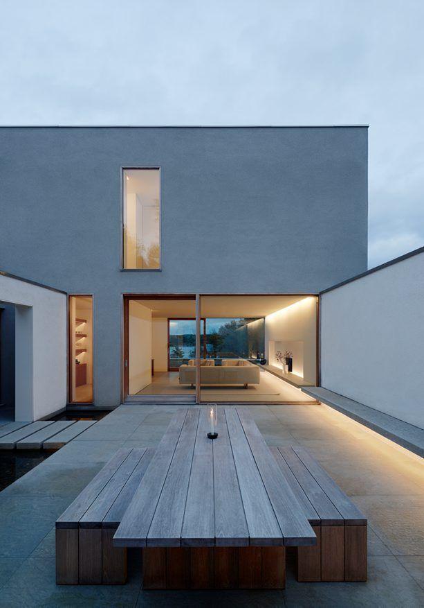 Villa Palmgren In Sweden By John Pawson Architecture