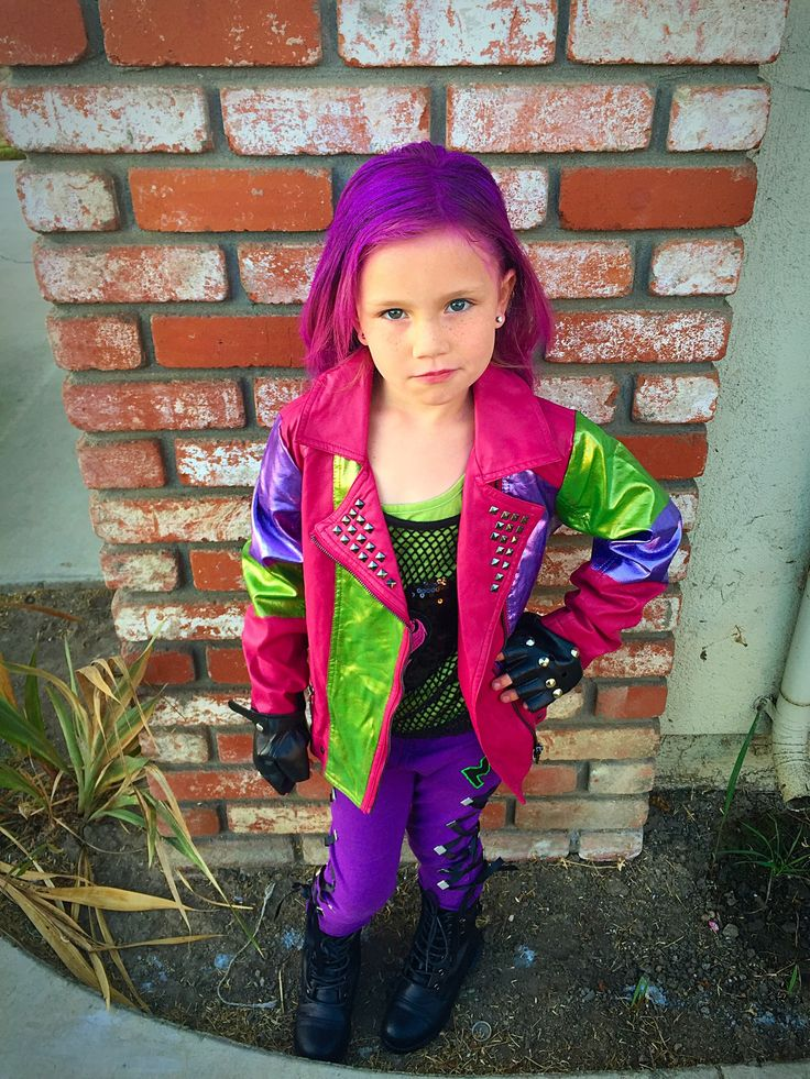 Admirably Disney Descendants Halloween Costumes Mal