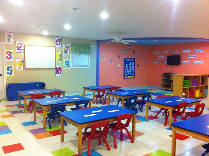 Office & Workspace : Classroom Floor Plan Ideas
