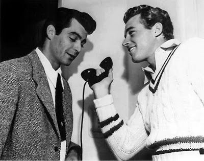 Image result for rory calhoun and guy madison