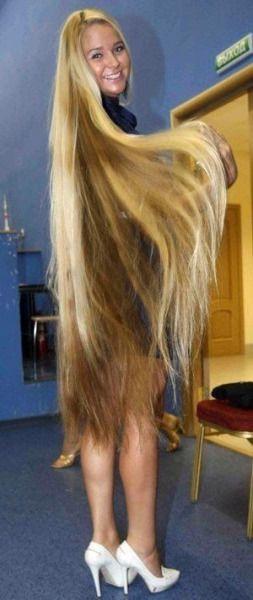 Svetlana Russia Only Long Hair Pinterest More Best