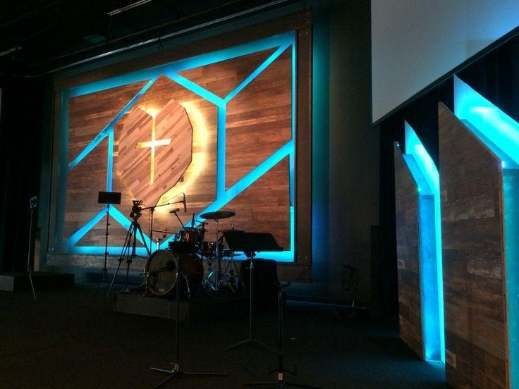 25+ Best Ideas About Church Stage Design On Pinterest