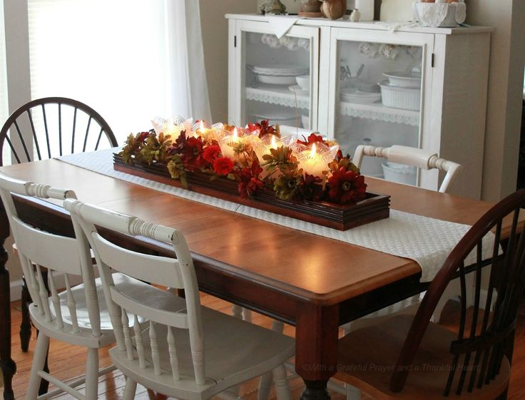 1000+ Images About Fall Table Decor On Pinterest
