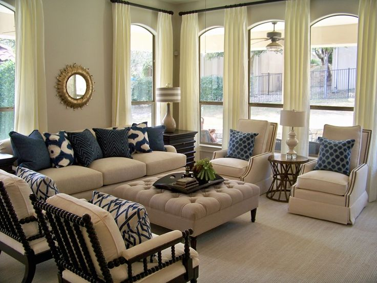 1000+ Ideas About Beige Living Rooms On Pinterest