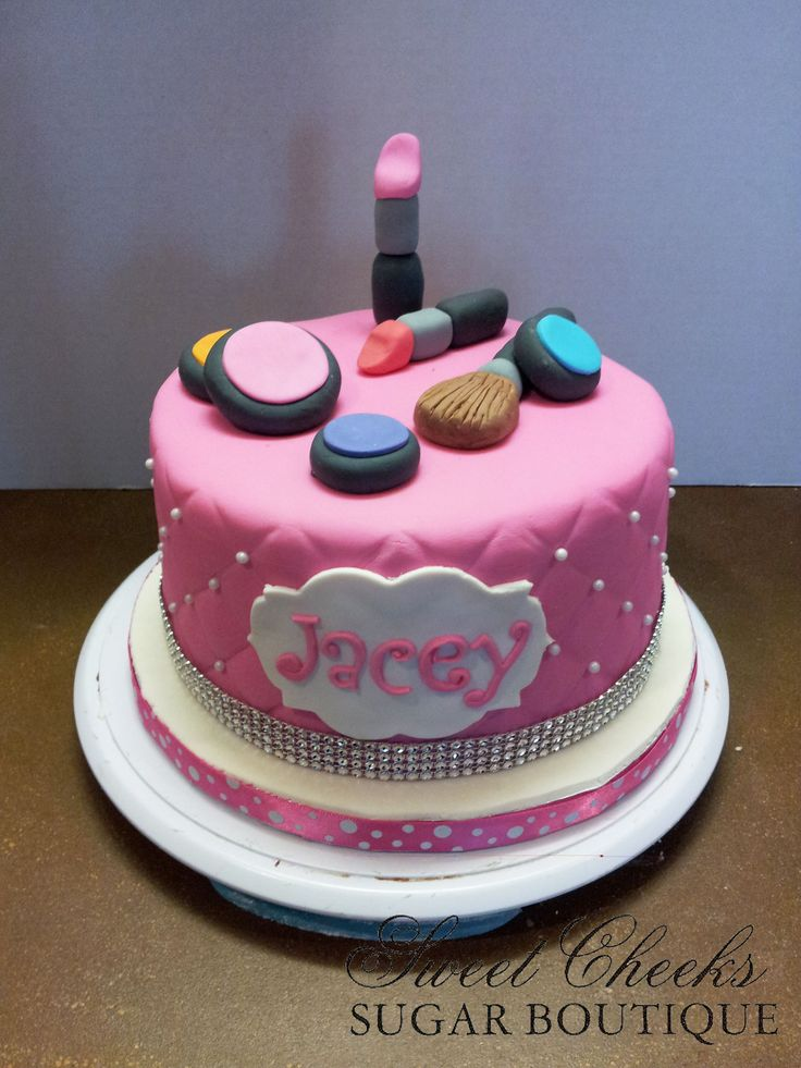 78 Images About Cakes Salon Hair Nails And Makeup On