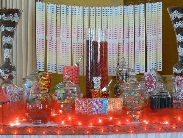 69 Best Images About Candy Buffet Backgrounds Amp Tables On Pinterest Paper Lanterns Dessert