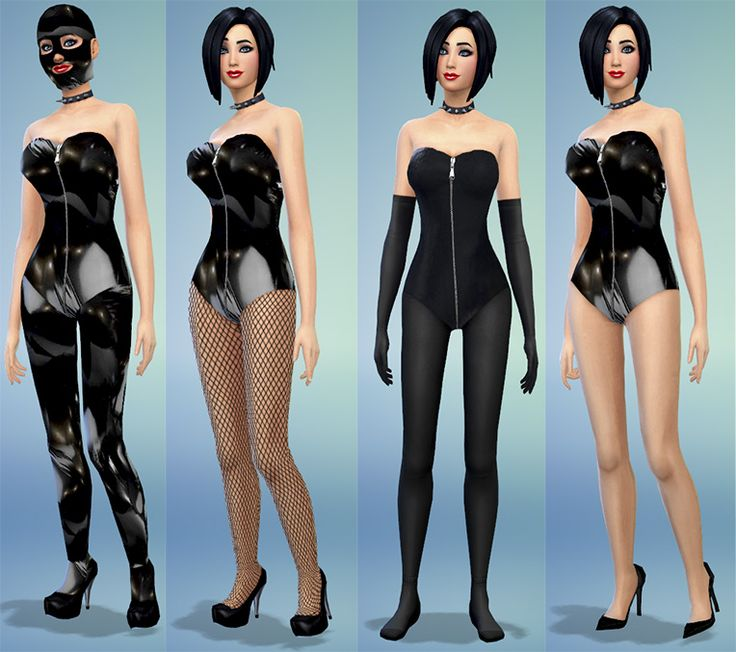 SexySims Latex Pack Sims Pinterest D And Latex
