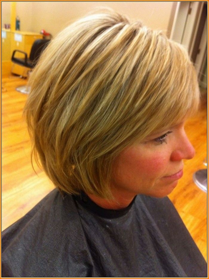 1000 Ideas About Thick Hair Bobs On Pinterest Bobs For