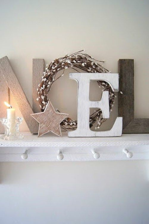 Rustic Christmas Decorating Ideas – The Girl Creative