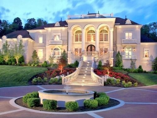 25+ Best Ideas about Luxury Mansions on Pinterest ...