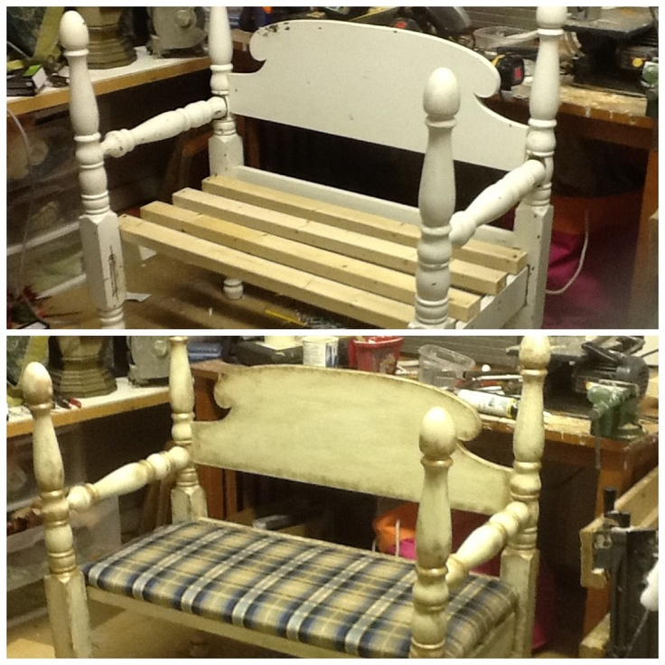 84 Best Images About Repurposed Headboards On Pinterest Iron Bed Frames Antique Headboard And