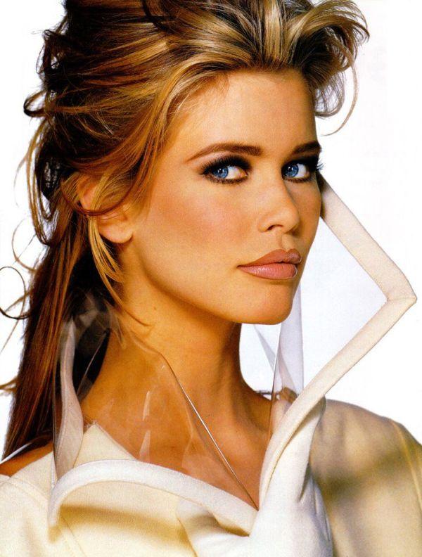 Claudia Schiffer, 80's/90's   90's Supermodels   Pinterest ...