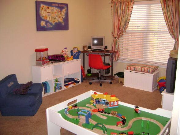 33 Best Images About Jackson's Playroom At Grandma's House
