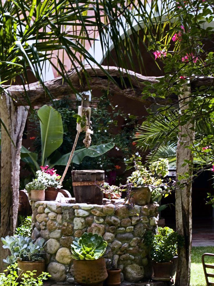 Secret Garden Wishing Well Garden Amp Outdoor Living Ideas Pinterest Gardens
