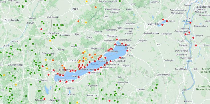 Egyre több olyan lakás és ház van az országban, amelyben nincs bejelentett lakó. Balatonakarattya ingatlanjainak 88 százaléka csak időszakosan használt üdülő, Délnyugat- és Északkelet-Magyarország falvai pedig lassan teljesen elnéptelenednek.: