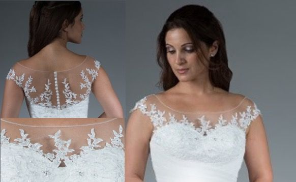 17+ Images About DETACHABLE Wedding Gown Straps, Sleeves