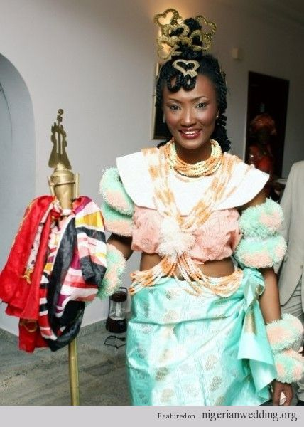 17 Best Images About Nigerian Wedding Efik Brides On