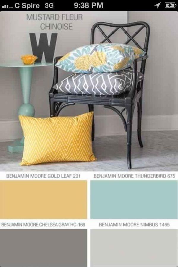 Master Bedroom Colors Dark Gray Below Molding Light Walls With No White