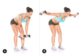 Image result for REAR FLY TO PRESS BACK