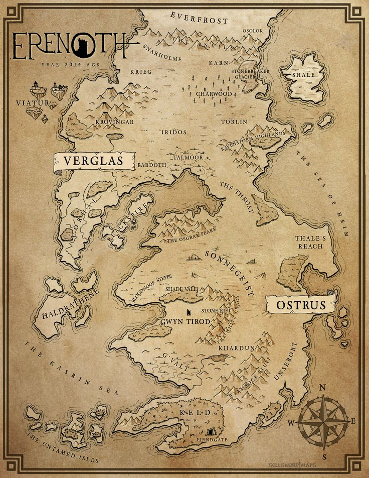 All Houses Game Thrones Map