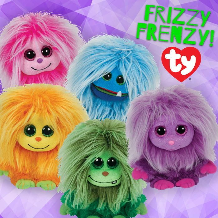 Its A Frizzy Frenzy Find All Our Frizzys And Style Them