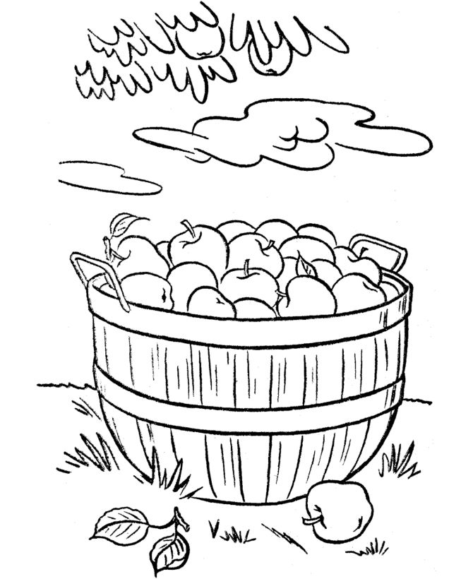 fall harvest coloring pages  thanksgiving dinner coloring