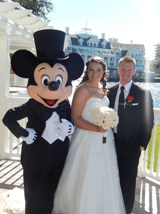 216 Best Walt Disney World Escape Wedding Images On
