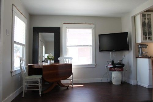 Behr Ultra Paint Color Matched To Gliddens Smooth Stone Paint Pinterest Paint Colors
