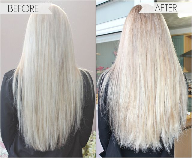 Blonde Hair Extensions Extensions And Locks On Pinterest
