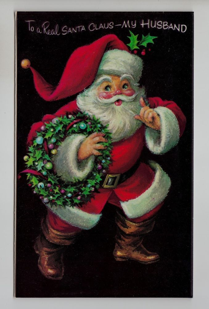 1311 Best Images About Christmas Art On Pinterest Santa