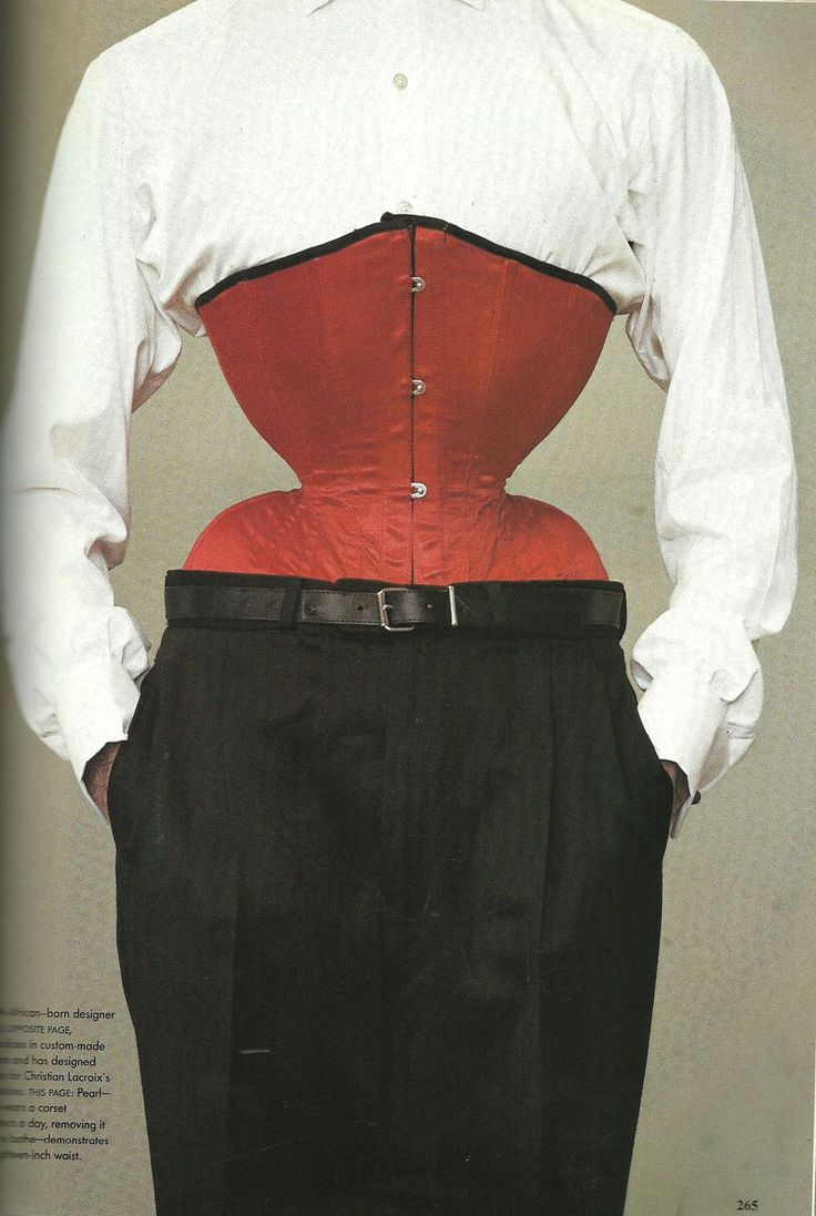 CORSETS For MEN A Collection Of Design Ideas To Try