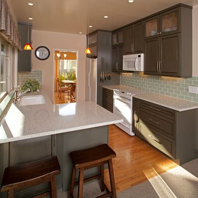 kitchen ideas decorating with white appliances painted cabinets grey cabinets gray on kitchen ideas white and grey id=29730