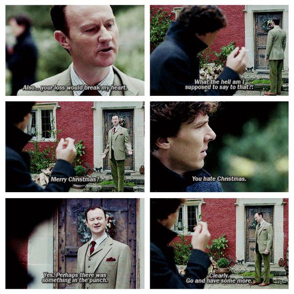 "How The Finale Of ""Sherlock"" Series Three Broke Twitter"