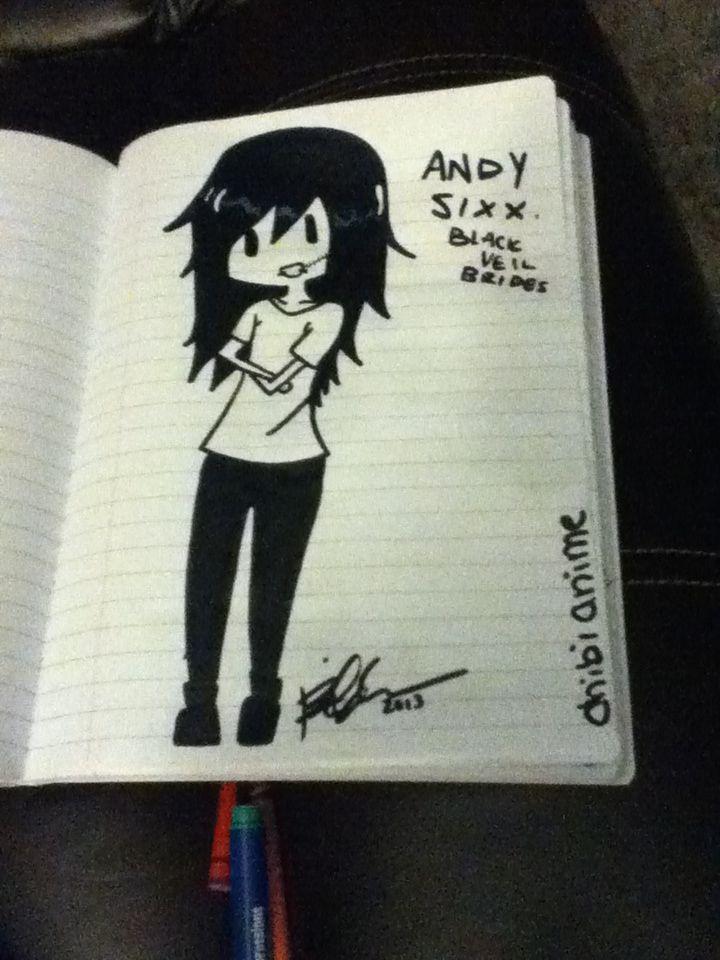 Andy Biersacksixx