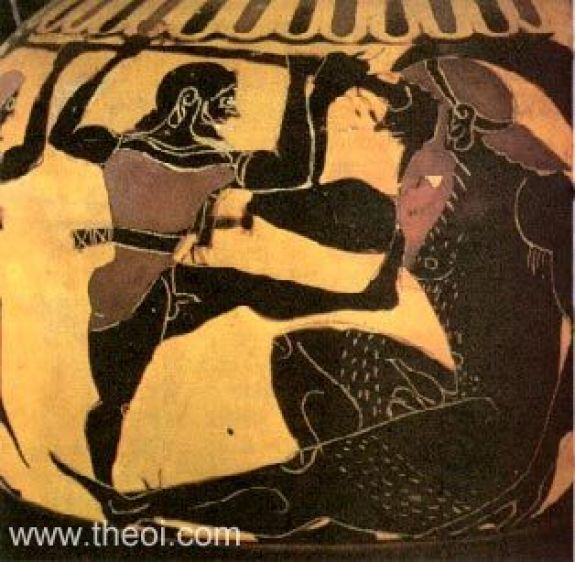 Image result for Ancient Greek Odyssey eclipse