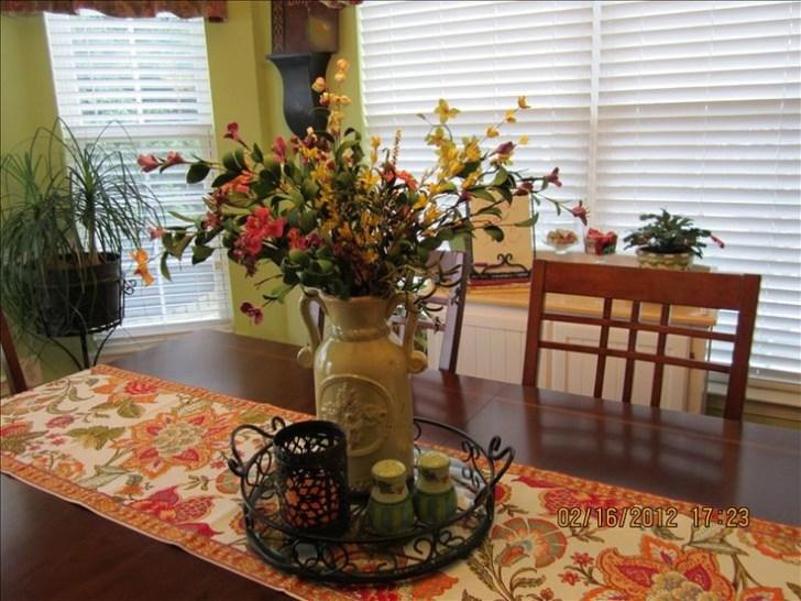 Kitchen Table Decor Everyday Centerpieces
