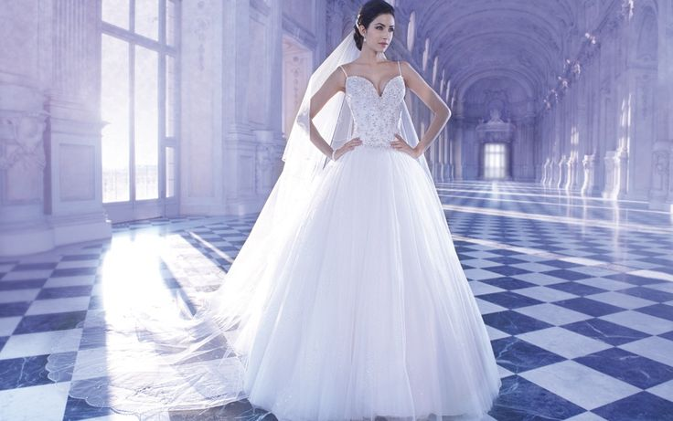 114 Best Images About Demetrios Wedding Dresses On