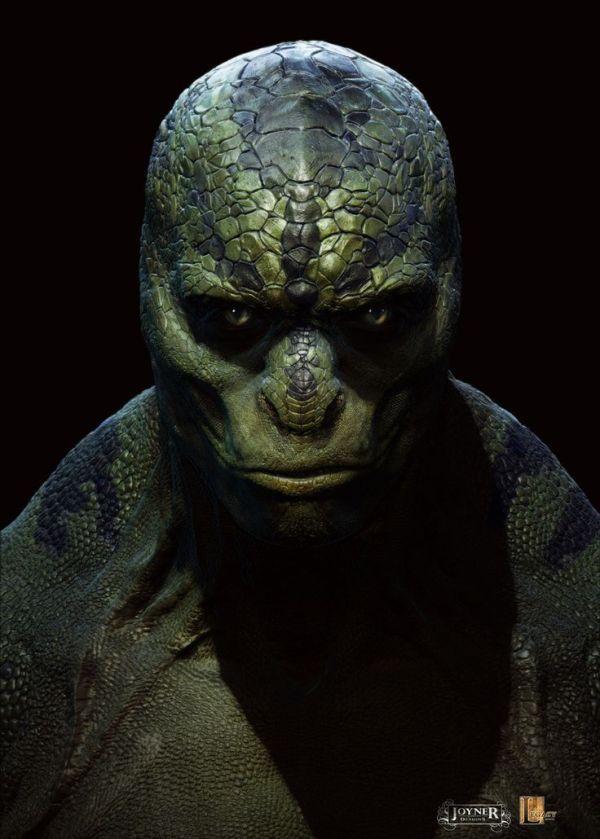 AMAZING SPIDER-MAN: Unused Lizard & Mutated Lab Rat ...