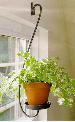 Hanging Plant Stand Indoor - WoodWorking Projects & Plans on Hanging Plants Stand  id=14437
