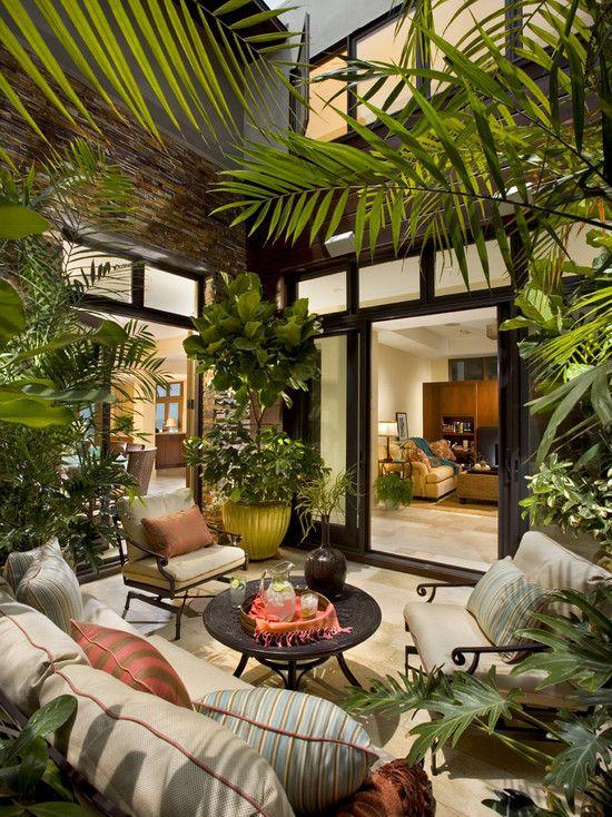 17 Best Atrium Ideas On Pinterest Diy Decking On A