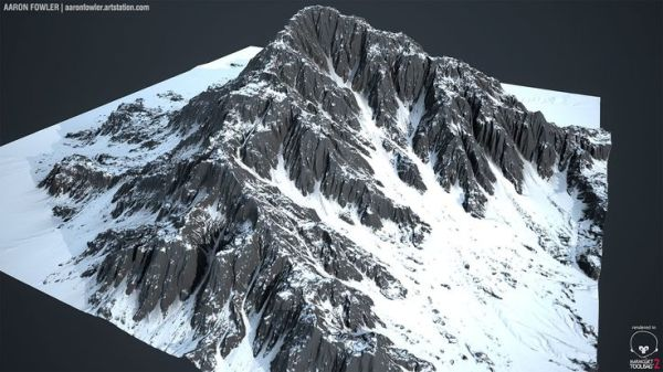 1000+ images about world machine terrain on Pinterest ...